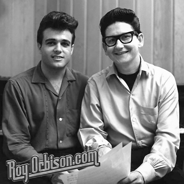 Joe Melson and Roy Orbison