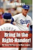 Bring In the  Right-Hander